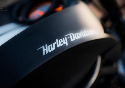 Sesja sprzedażowa Harley-Davidson
