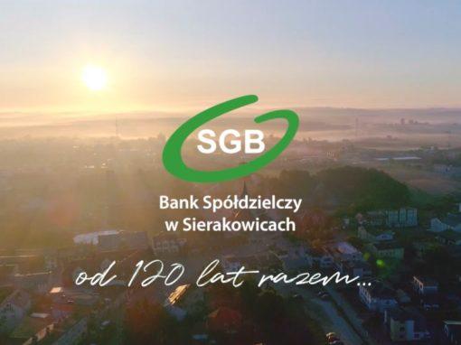 120 lat Banku Spółdzielczego w Sierakowicach